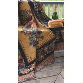Old World Italy Tapestry Throw