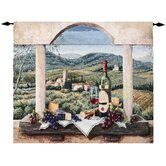 Vin De Provence Tapestry