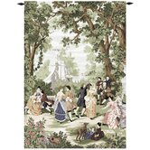 Waltz in the Park Tapestry