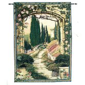 South of France Tapestry