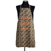 Grillin Apron I Hunt I Grill