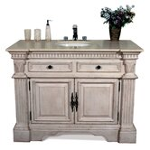 Windsor Sink Chest in Antique White
