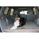 Luxury Memory Foam Folding SUV Dog Travel Bed with Plush Cover