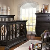 Toscana 2 Piece Convertible Crib Nursery Crib Set