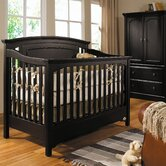 Veneto 2 Piece Convertible Crib Nursery Crib Set