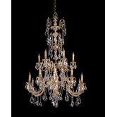 Palmer 18 Light Chandelier