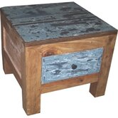 Couchtisch &quot;Shabby I&quot; aus Holz
