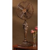 Cantalonia Decorative Table Top Fan