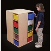 Cubby Spinner with Trays
