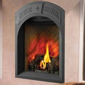 Park Avenue Top Vent Gas Fireplace