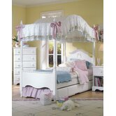 Carolina Cottage Princess Canopy Bedroom Collection