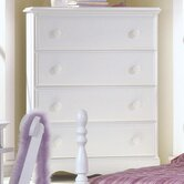 Carolina Cottage 4 Drawer Chest