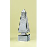 Large Mirror Obelisk