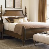 Quail Hollow Georgetown Panel Bed