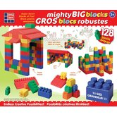 Mighty Big Blocks 128Pc. Set