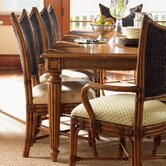 Island Estate Mangrove Woven Back Side Chair