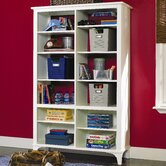 Brookleigh Tall Daybed Bookcase in Soft White
