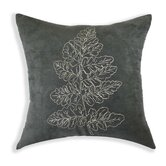Carlton Embroidered Square Pillow