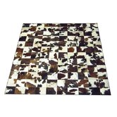 Spotted Haired Cowhide Rug