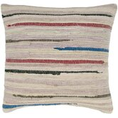Chindi Shaggy Pillow