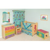 Tropical Seas Two Piece  Crib Set