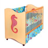 Tropical Seas Convertible Crib