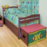 Tropical Seas Twin Bed