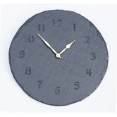 Welsh Slate Deep Clock