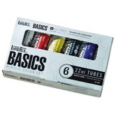 Basics Acrylic Paint Tube Set