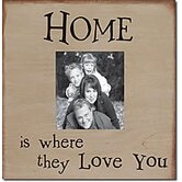 Home Is Where... Memory Box