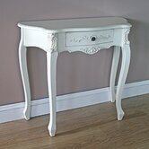Versaille 1 Drawer Console Table
