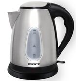 Ovente KS93 1.7L Cord-Free Electric Kettle