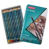 Artist 12 Piece Colored Pencil Set