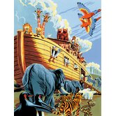 Painting by Numbers Small Noah's Ark Junior Set