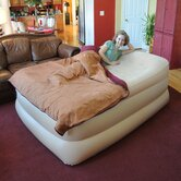 "Queen Size 25"" Air Bed with Built in Pillow"