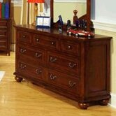 American Spirit 7 Drawer Dresser