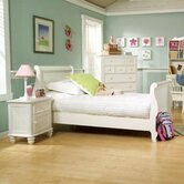 Summer Breeze Sleigh Bedroom Collection