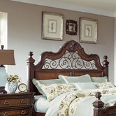 Royal Traditions Panel Headboard