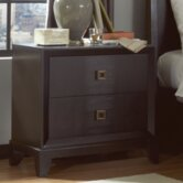 Oasis 2 Drawer Nightstand