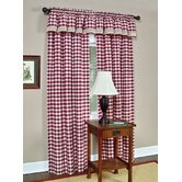 Buffalo Check Drapery Panel