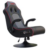 Pole Position Pedestal Gaming Chair
