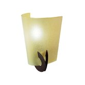 "Solune 8.7"" One Light Left Wall Sconce"