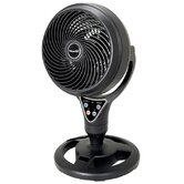 "12"" 2-in-1 Tabletop and Pedestal Vortex Fan"