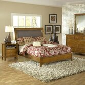 City II Sleigh Bedroom Collection