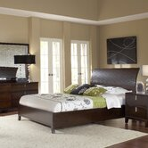 Legend Wood Panel Bedroom Collection