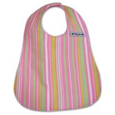 Bib in Connect the Dots Pink