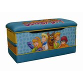 Scooby Doo Paws Deluxe Toy box