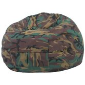 Camouflage Bean Bag Chair
