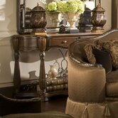 Michael Amini Sofa & Console Tables