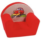 "Mini Sessel ""Red Racer"""